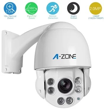 A-Zone AZ-HD51F-210x Speed dome PTZ camera