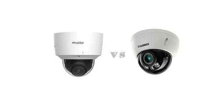 laview vs lorex security camera