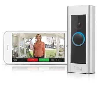 Ring Video Camera Doorbell Pro
