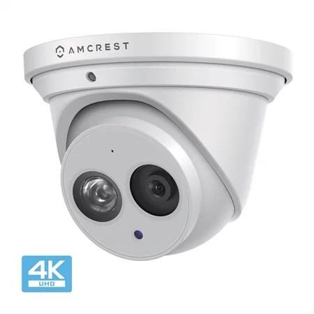 Amcrest IP8m-t2499e Turret model 4k camera