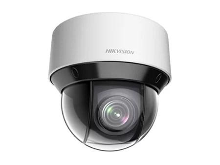 Hikvision DS-2DE4A425IW-DE  with 25x optical zoom