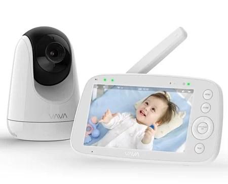 vava baby video monitor