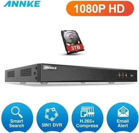 Annke 32 channel DVR system