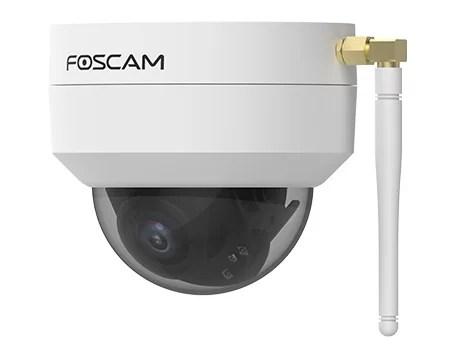 Foscam D4Z Wifi PTZ camera