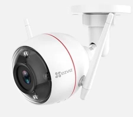 Ezviz c3w color night vision camera