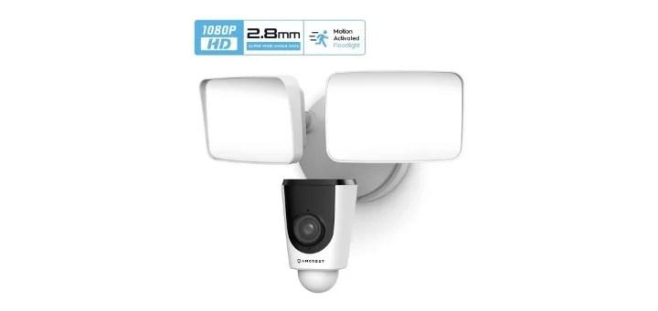 amcrest floodlight camera