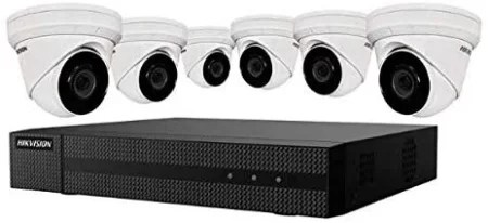 Hikvision 8 channel kits
