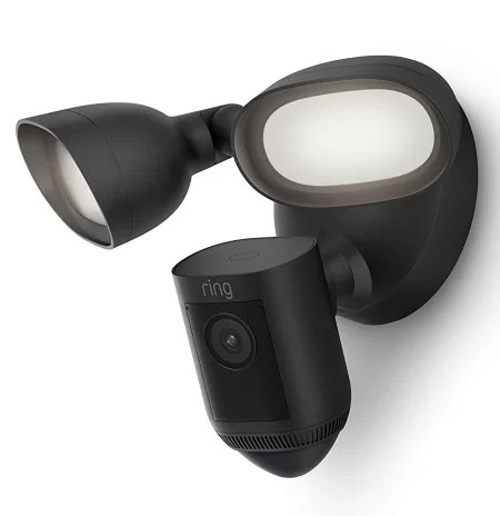 Ring wired pro floodlight camera