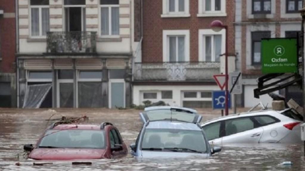 Daños en Bélgica tardarán años en repararse tras lluvias