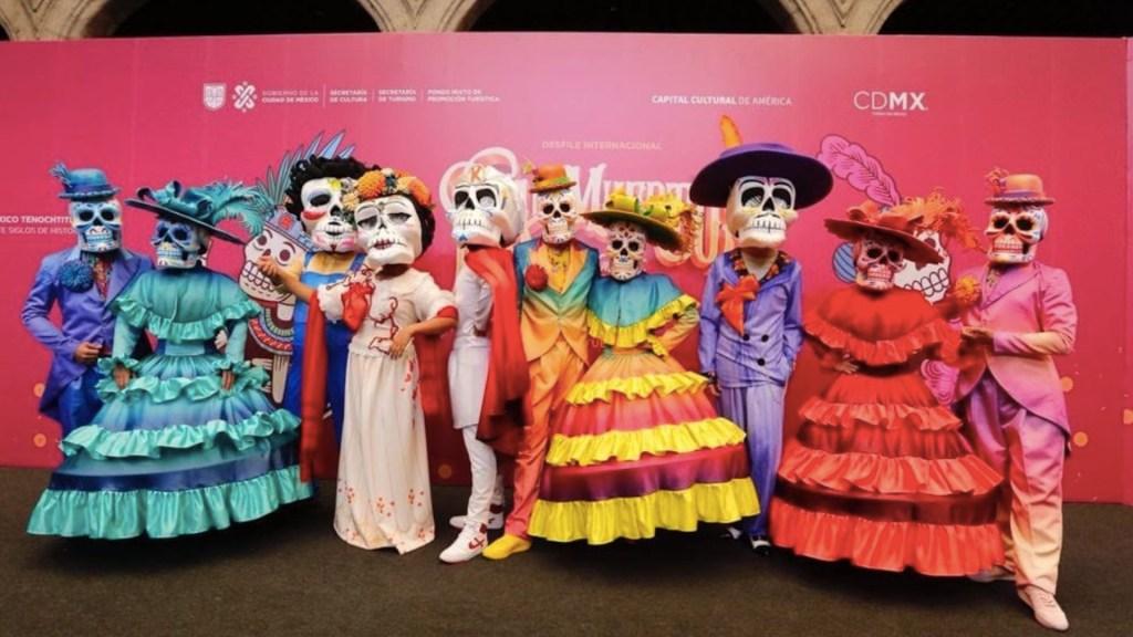 Regresa el Desfile Internacional de Día de Muertos