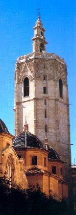 Torre del Miguelete, Valencia