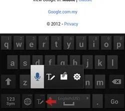 Keypad Input Options