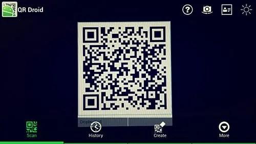 Qr Code Scanner Samsung
