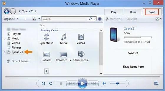 windows media player 1