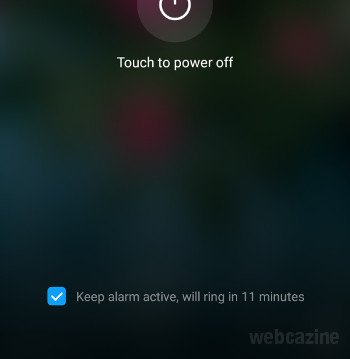honor8 keep alarm alive_1