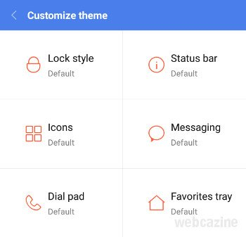 miui customize theme