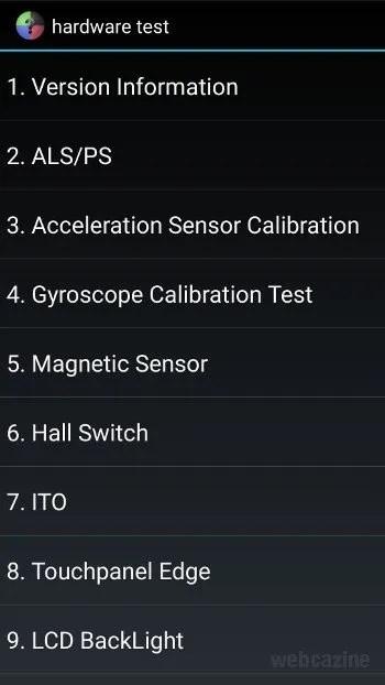 miui hardware test