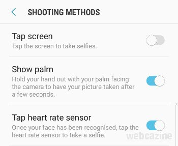 _camera shooting methods