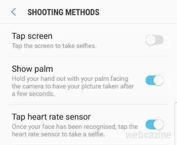 _camera shooting methods
