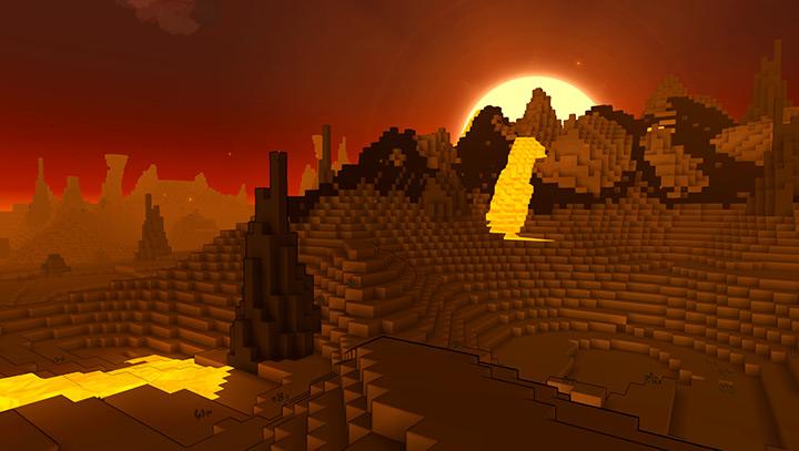 Dragonfire Peaks