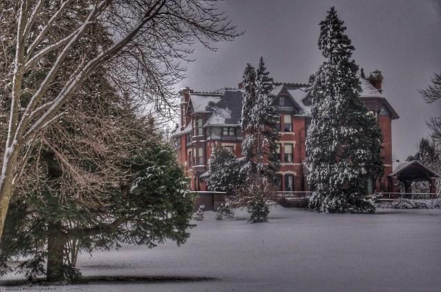 Brucemore Mansion in Cedar Rapids