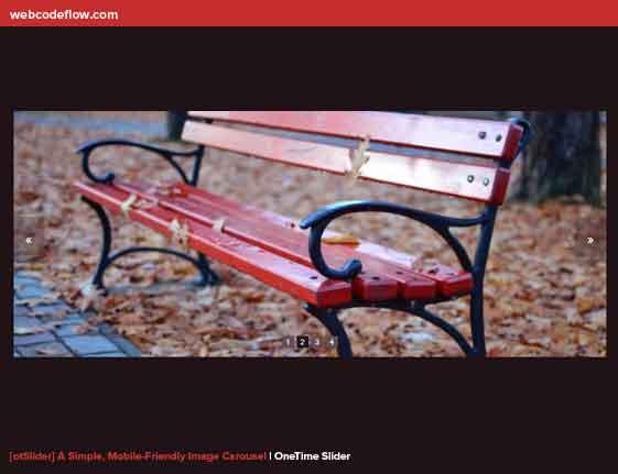 Image-Carousel-OneTime-Slider
