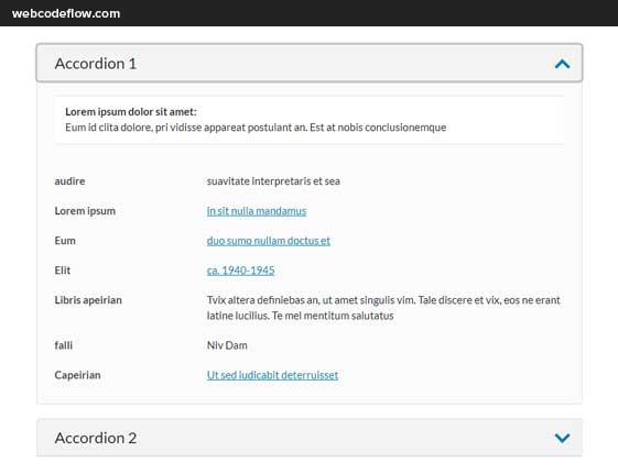 Accessible-Bootstrap-4-Accordion