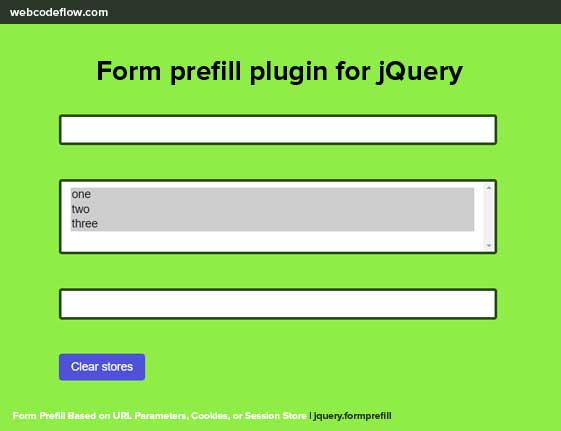 Form-prefill-plugin-for-jQuery