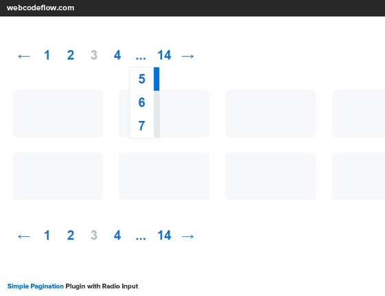 Simple-Pagination-Plugin