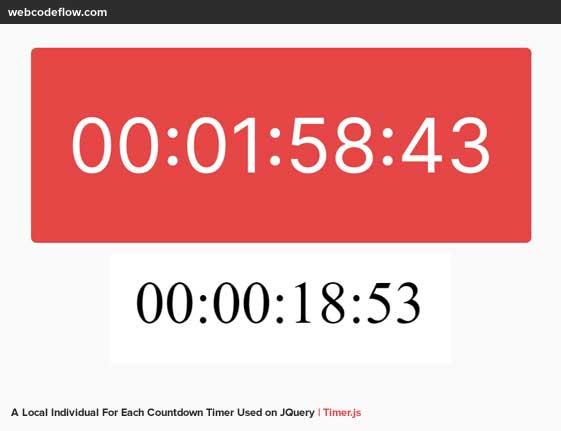 countdown-timer-js