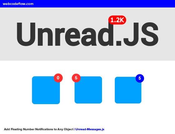unread-messages-js