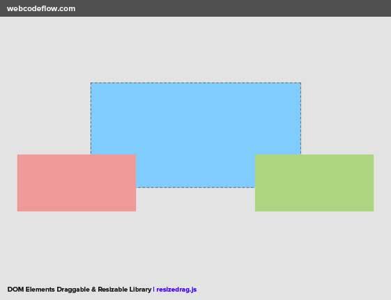 draggable-resizable-resizedrag-js