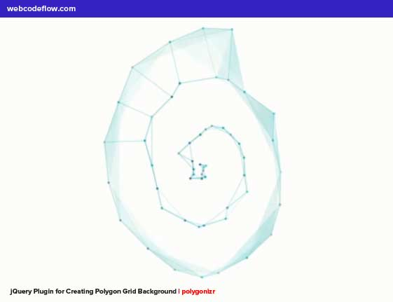 polygon-grid-background