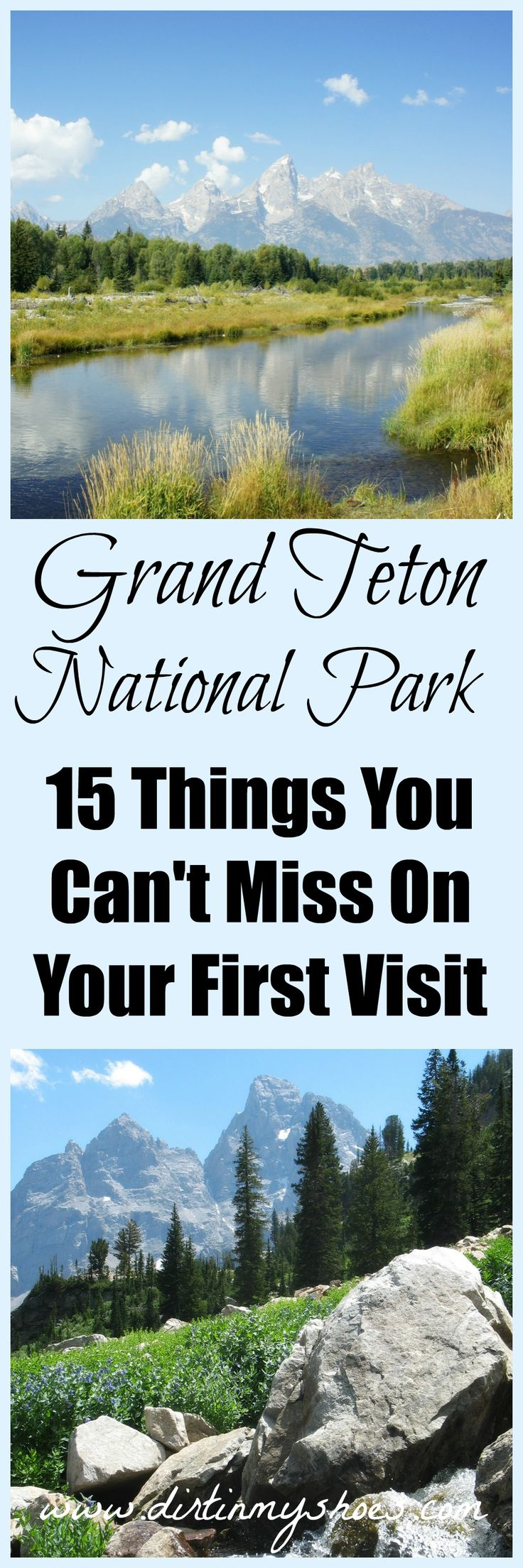 Grand Teton National Park – 15 Hikes and other incredible activity ideas from a former park ranger | Dirt