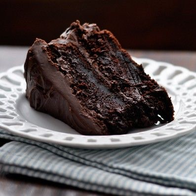Moist Chocolate Cake-delicious and easy