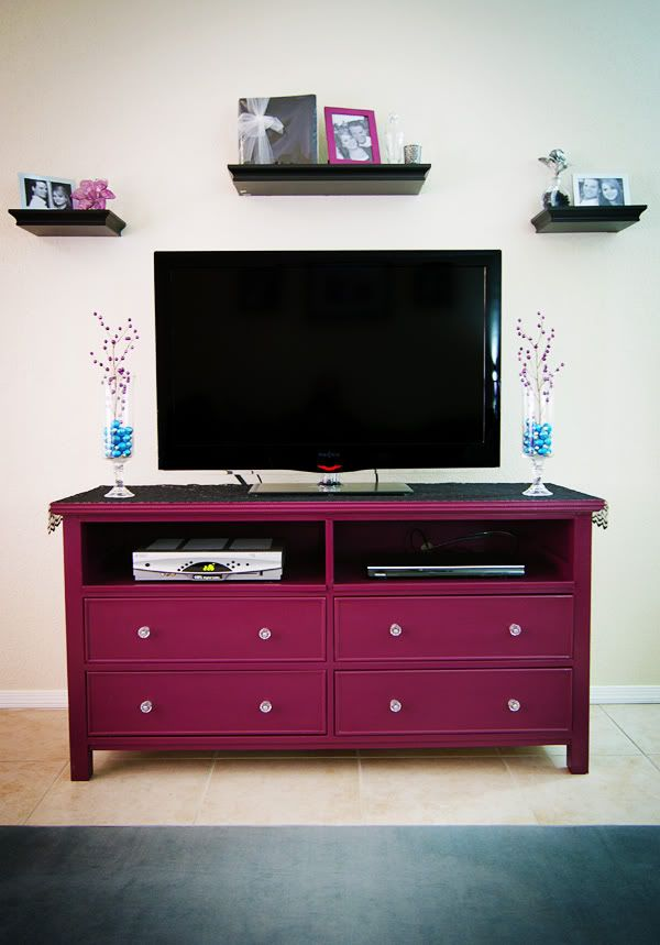 Amazing Dresser-Turned-TV-Stand Makeover! | How Does She…