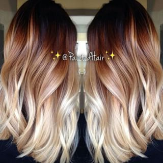 Beauty and the Mist – everything about beauty: 18 Biggest Hair Color Trends and Techniques for 2016
