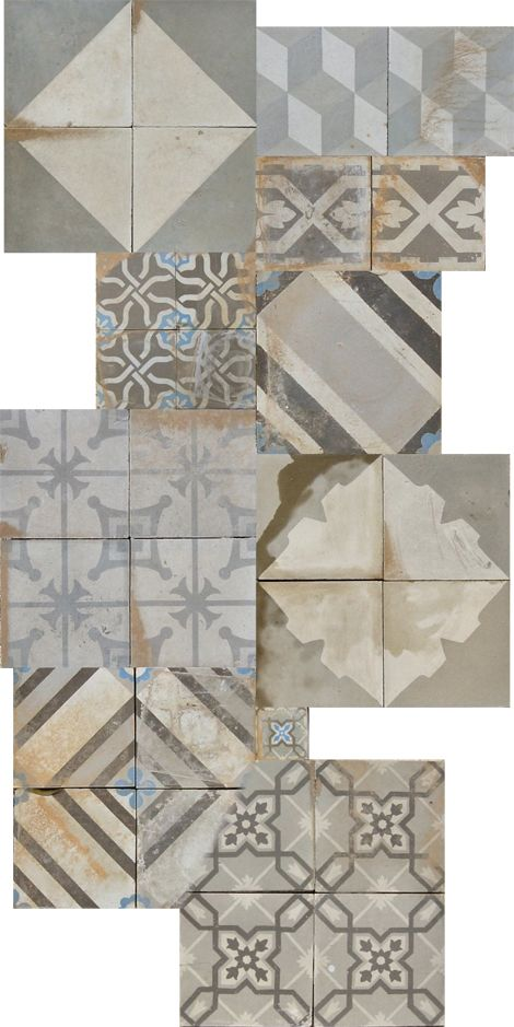 Cement tile — Curated by: Modern Paint & Floors | 102-1875 Spall Rd Kelowna (BC) V1Y 4R2 | 250 860 2444
