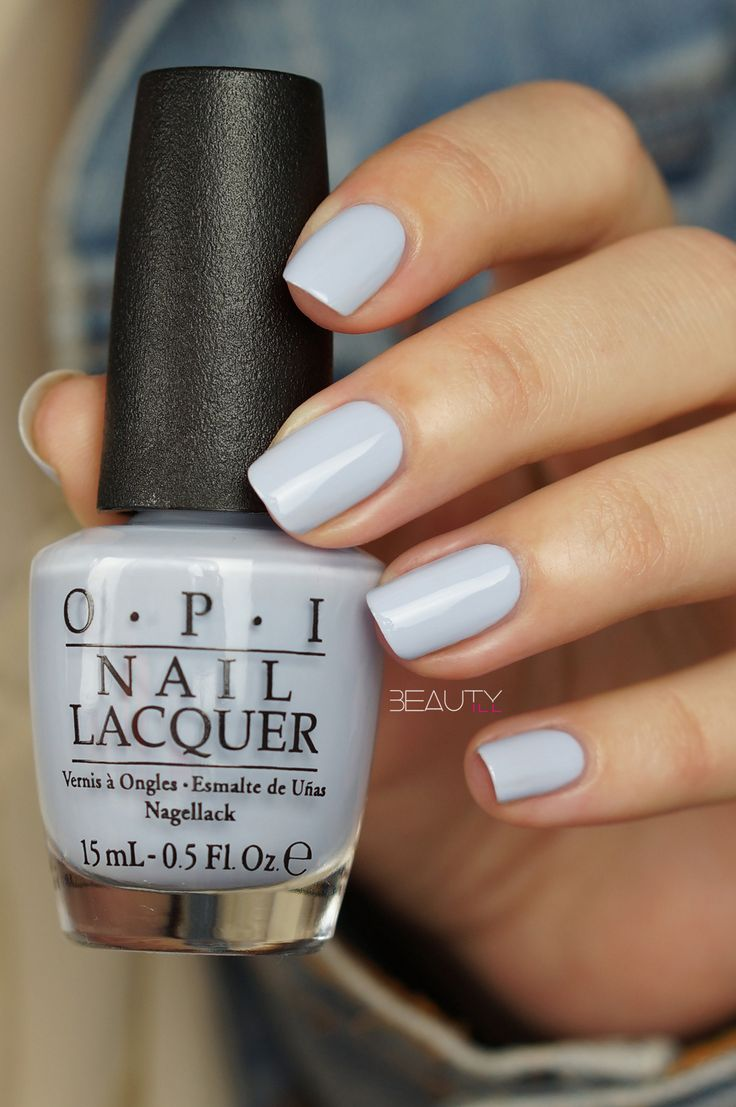 OPI — I Am What I Amethyst (Soft Shades Collection   Spring 2016)
