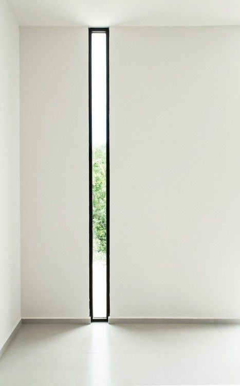 This seems like a good idea for a tiny home – to bring in light & a tiny view where you don't want to sacr