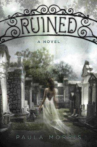 OMG, you HAVE to read Ruined! When I bought it at the book fair, I thought it would be the lamest thing. I