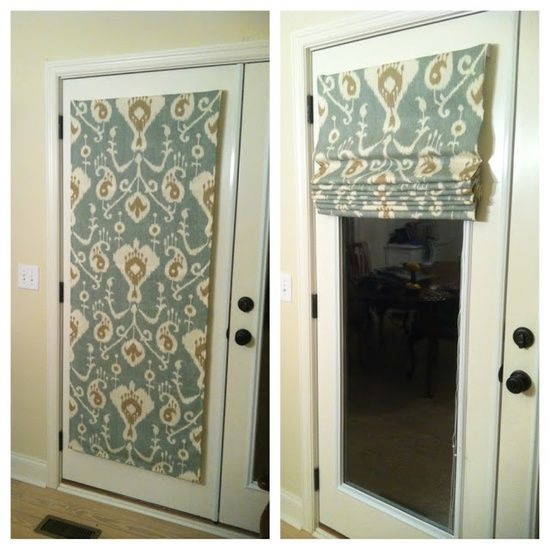 No Sew Roman Shades…I've seen this a few times but this blog is one of the best, complete with pics