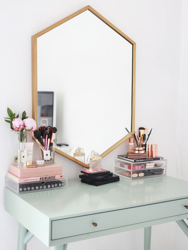 My Makeup Collection!