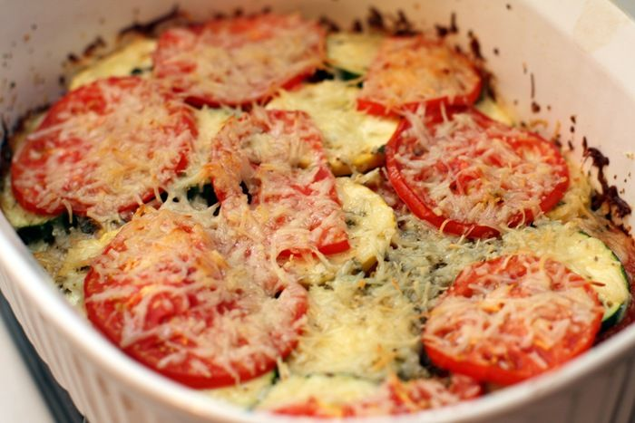 Sabby In Suburbia: Tastes of Summer – Tomato, Zucchini and Yellow Squash Bake
