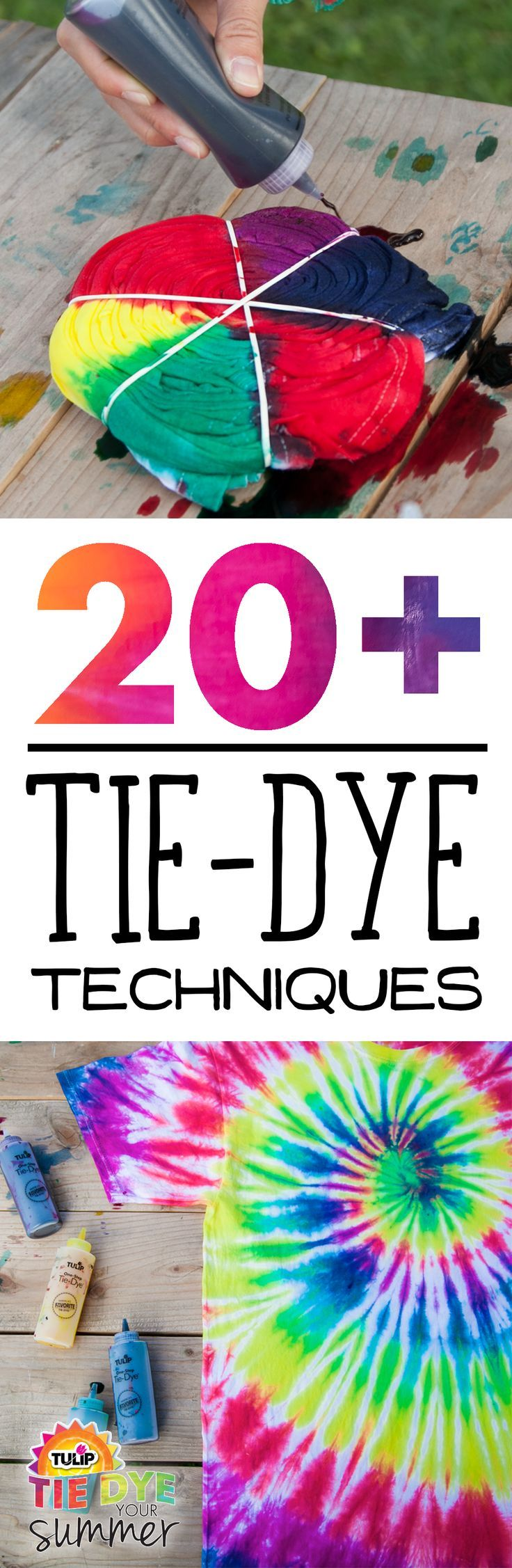 Looks like the perfect afternoon! Love DIY and tie-dye? Check out tiedyeyoursummer.com for all the best te