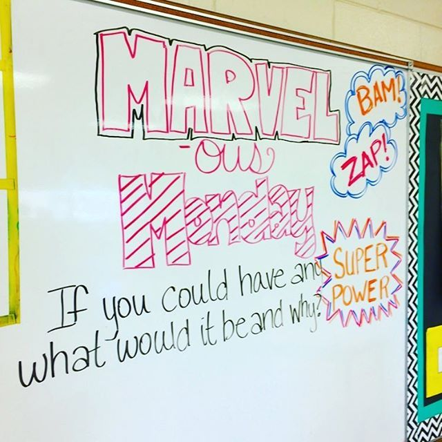 Makes it more engaging by asking students to choose their superpowers then giving them a problem to so
