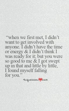 falling for him quotes tumblr – Google Search