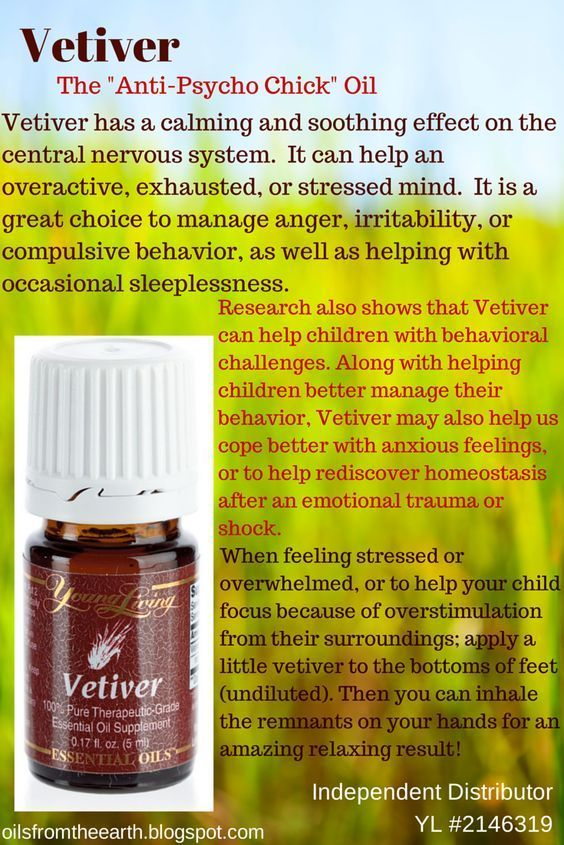 In a study conducted in 2001 by Dr. Terry Friedman, several essential oils were us