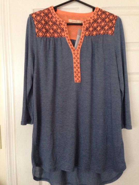 Dear Stitch Fix Stylist – I love this top – please send it to me!