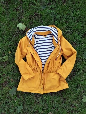 Fishermans Waver jacket by Tante Karlo | Project | Sewing / Outerwear | Women